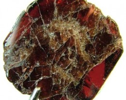 GARNET NATURAL BEAD DRILLED 27.25 CTS NP-998