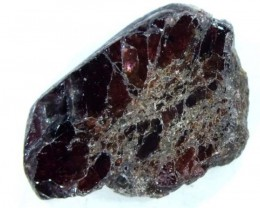 GARNET NATURAL BEAD DRILLED 18.05 CTS NP-724