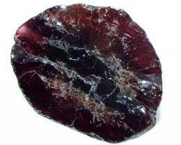 GARNET NATURAL BEAD DRILLED 30 CTS NP-765