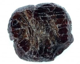 GARNET NATURAL BEAD DRILLED 30 CTS  NP-764