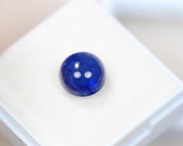 4.69Ct Blue Sapphire Cabochon Lot LZB579