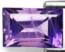 IGI Certified Burma Color Change Sapphire, 1.64 Carats, Baguette