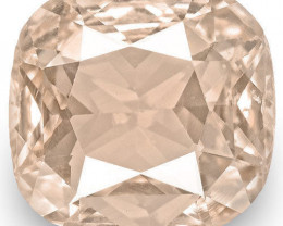 IGI Certified Madagascar Padparadscha Sapphire, 2.22 Carats, Cushion