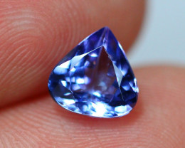 1.11cts Violet Blue D Block Tanzanite / JU266