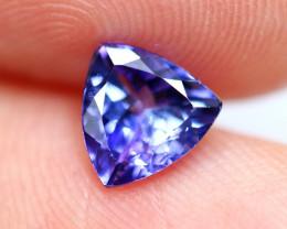 0.96cts Violet Blue D Block Tanzanite / JU280