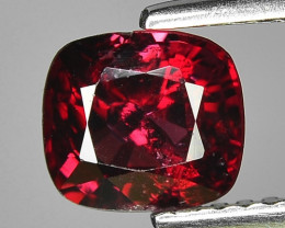 1.30 Cts Unheated Red Spinel (Mogok, Burma) SR94