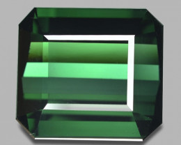 BLACK FRIDAY SALE ~ 45.91 Cst Untreated Green Tourmaline Awesome Color