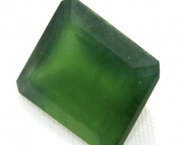 8.20 Crt Natural Serpentine Faceted Gemstone 2