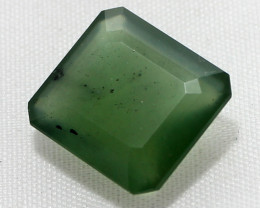 11 Crt Natural Serpentine Faceted Gemstone 21
