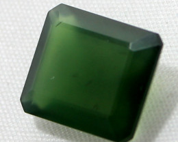 7.75 Crt Natural Serpentine Faceted Gemstone 24
