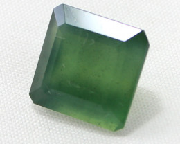 12.30 Crt Natural Serpentine Faceted Gemstone 30