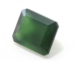 10.30 Crt Natural Serpentine Faceted Gemstone 33