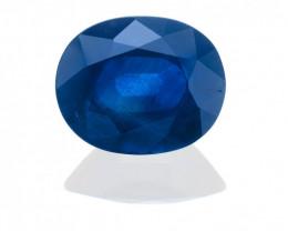 Sapphire 3.45 ct  Thailand GPC Lab