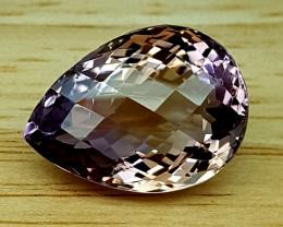 21Crt Bolivian Ametrine  Natural Gemstones JI28