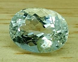 3.50Crt Aquamarine  Natural Gemstones JI28