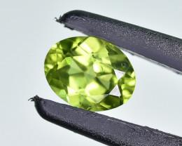 2.04 Crt Peridot Faceted Gemstone (R35)