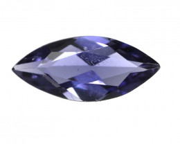 0.51cts Violetish/Blue Iolite Marquise Cut