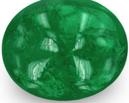 Zambia Emerald, 1.88 Carats, Royal Green Oval