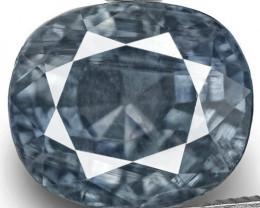 GIA & IGI Certified Kashmir Blue Sapphire, 2.25 Carats, Oval