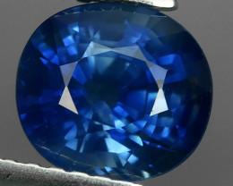 CERTIFIED-1.65 CTS MAJESTIC RARE NATURAL BLUE SAPPHIRE SRI LANKA