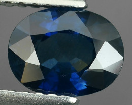 CERTIFIED 1.54 CTS EXCEPTIONAL NATURAL SAPPHIRE ROYAL BLUE MADAGASCAR