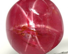 Burma Star Ruby, 1.93 Carats, Red Oval