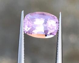 1.80 ct sapphire certified Sri Lanka.