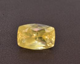 Sapphire unheated from Sri Lanka