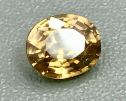 1.82 Ct Natural Zircon With Good Luster Gemstone Z19