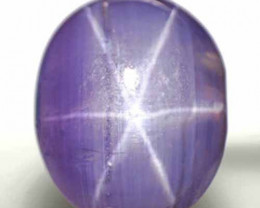 AIGS Certified Sri Lanka Fancy Star Sapphire, 11.33 Carats, Oval