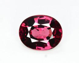 Top Color 3.15 Ct Natural Mahenge Garnet From Tanzania