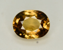 3.75 Ct Gorgeous Color Natural Yellow Zircon