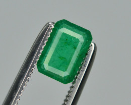 Top Quality 0.60 Ct Natural Zambian Emerald.MH