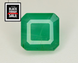 Top Quality 1.20 Ct Natural Zambian Emerald. MH