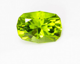 Peridot 5.79 ct Pakistan GPC Lab