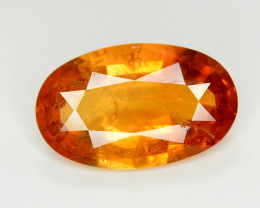 Rarest 7.80 Ct Natural Clinohumite From Siberia