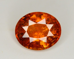 Rarest 3.70 Ct Natural Clinohumite From Siberia