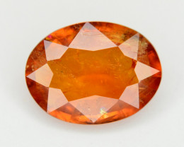 Rarest 2.10 Ct Natural Clinohumite From Siberia