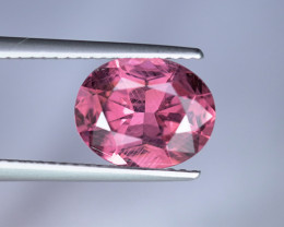 3.00CT RICH PINK CERTIFIED BURMESE SPINEL $1NR!