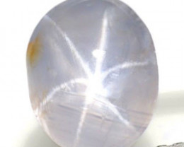 Sri Lanka Blue Star Sapphire, 2.49 Carats, Light Blue Oval