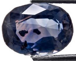 Australia Blue Sapphire, 1.76 Carats, Greenish Blue Oval