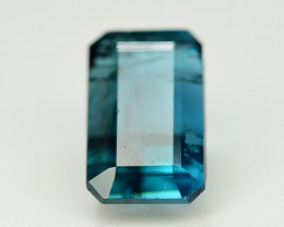 Top Quality 2.30 Ct Open Blue Tourmaline From Afghanistan. ARA2