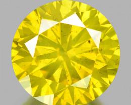 BLACK FRIDAY 1.30 DIAMOND WITH SPARKLING LUSTER GEMSTONE DY1