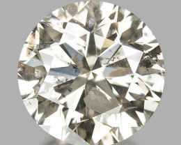 0.52 DIAMOND WITH SPARKLING LUSTER GEMSTONE DW2