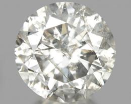 0.50 DIAMOND WITH SPARKLING LUSTER GEMSTONE DW3
