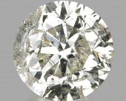 0.47 DIAMOND WITH SPARKLING LUSTER GEMSTONE DW4