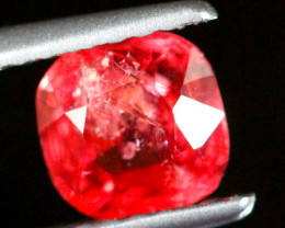 0.88Ct Natural Myanmar Spinel Gemstone