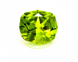 Peridot 4.19 ct Pakistan GPC Lab