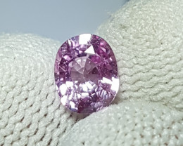 UNHEATED 1.06 CTS NATURAL BEAUTIFUL PINK SAPPHIRE SRI LANKA