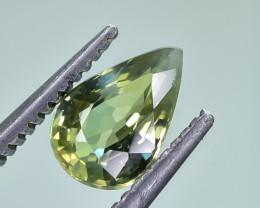 0.92 Crt Natural Chrysoberyl Faceted Gemstone.( AG 95)
